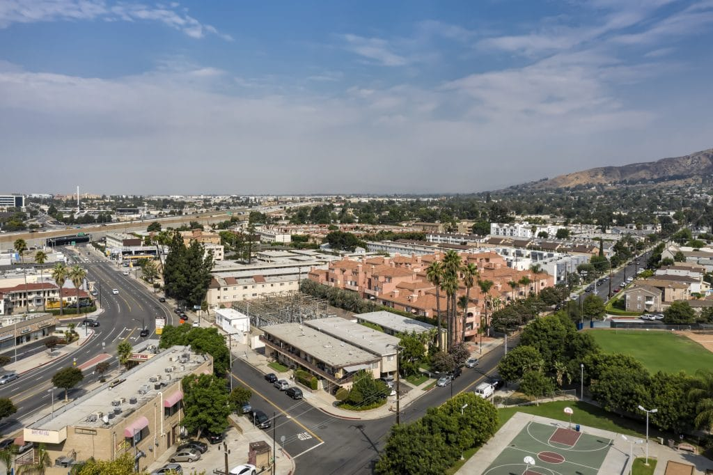 Apartments in Burbank, California